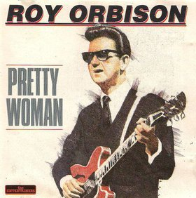 Roy Orbison - Oh, Pretty Woman piano sheet music