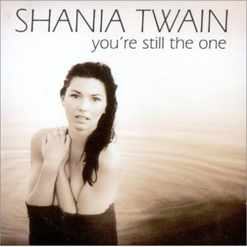 Shania Twain - You're Still the One piano sheet music