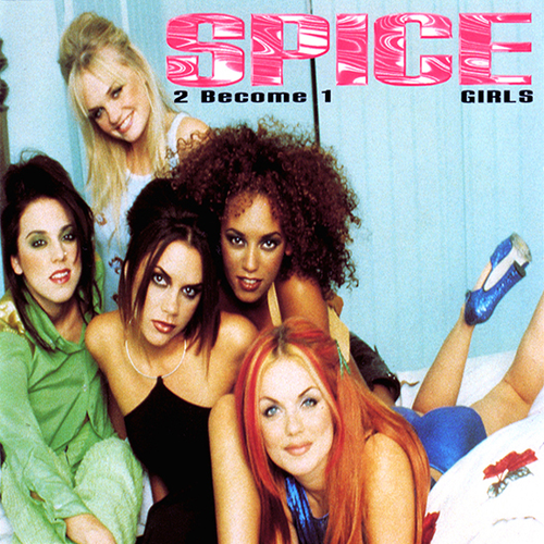 Spice Girls - 2 Become 1 piano sheet music