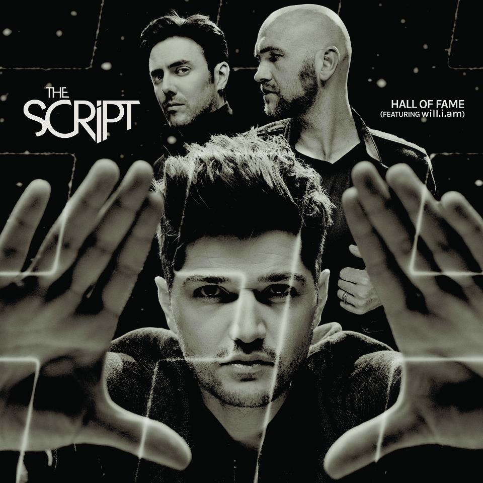 The Script - Hall of Fame (featuring will.i.am) piano sheet music