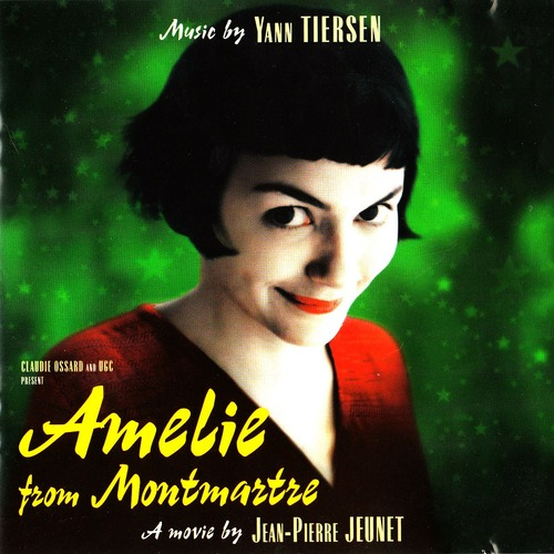 Yann Tiersen - Le Moulin (Amelie Poulain soundtrack) piano sheet music