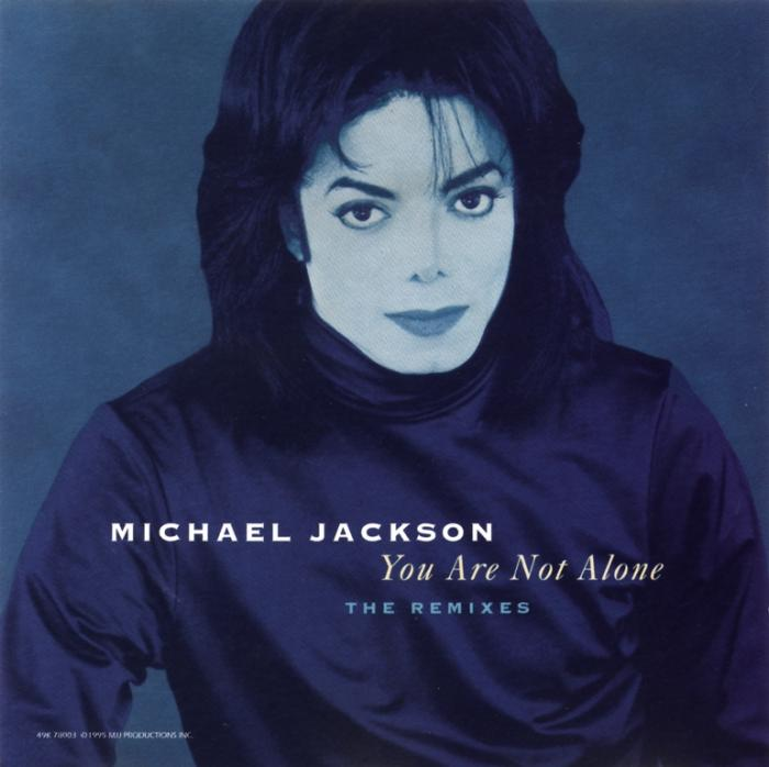 Michael Jackson - You Are Not Alone piano sheet music